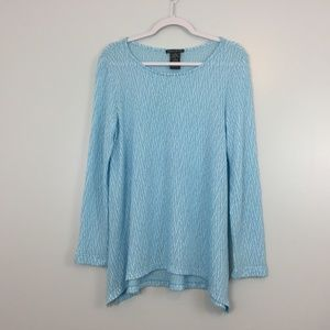 Chelsea &Theodore Women's Top Sweater Size M High/